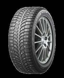 Henkilöautojen nastarengas - Bridgestone Blizzak Spike 01