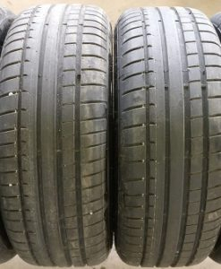 225/55R17 Dunlop siirtoajetut kesärenkaat