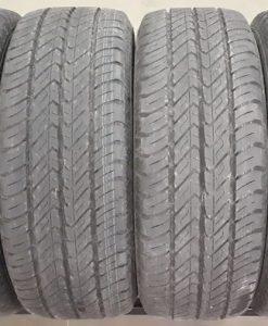 225-55-17C Dunlop Econodrive siirtoajetut kesärenkaat