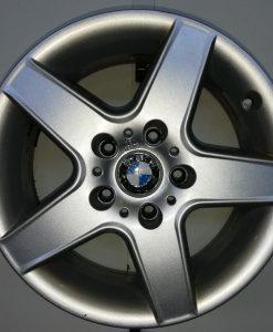 BMW Reblica käytetyt alumiinivanteet 7x16 5x120