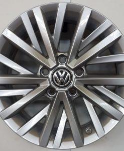 alkuperäis alumiinivanteet - VW T-ROC 16