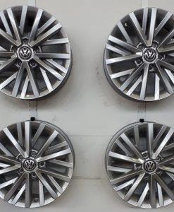 alkuperäis alumiinivanteet VW T-ROC