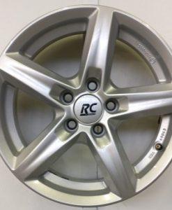 Brock RC24 6x15 5x100 Käytetyt alumiinivanteet