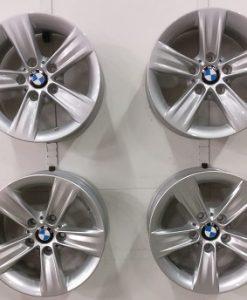 BMW F30 Demo alkueräisalumiinivanteet