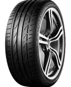 Bridgestone Potenza S001 - Korkean suorituskyvyn kesärengas