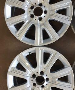 Mercedes-Benz GLC alkuperäiset alumiinivanteet