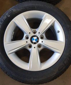 BMW 1-sarja siirtoajetut kesäpyörät