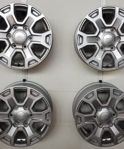 Ford Ranger alkuperäiset alumiinivanteet ja ilmanpainetunnistimet