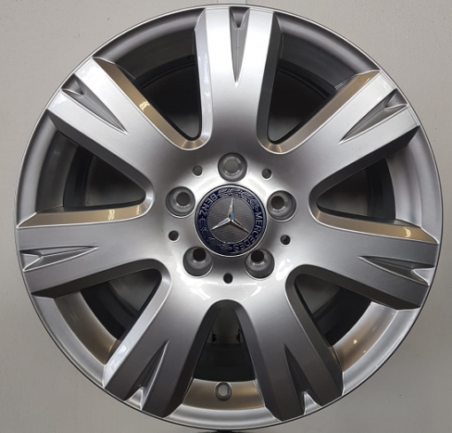 Mercedes-Benz C-204 alkuperäiset alumiinivanteet