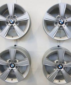 BMW 1 ja 2 sarja alkuperäisalumiinivanteet